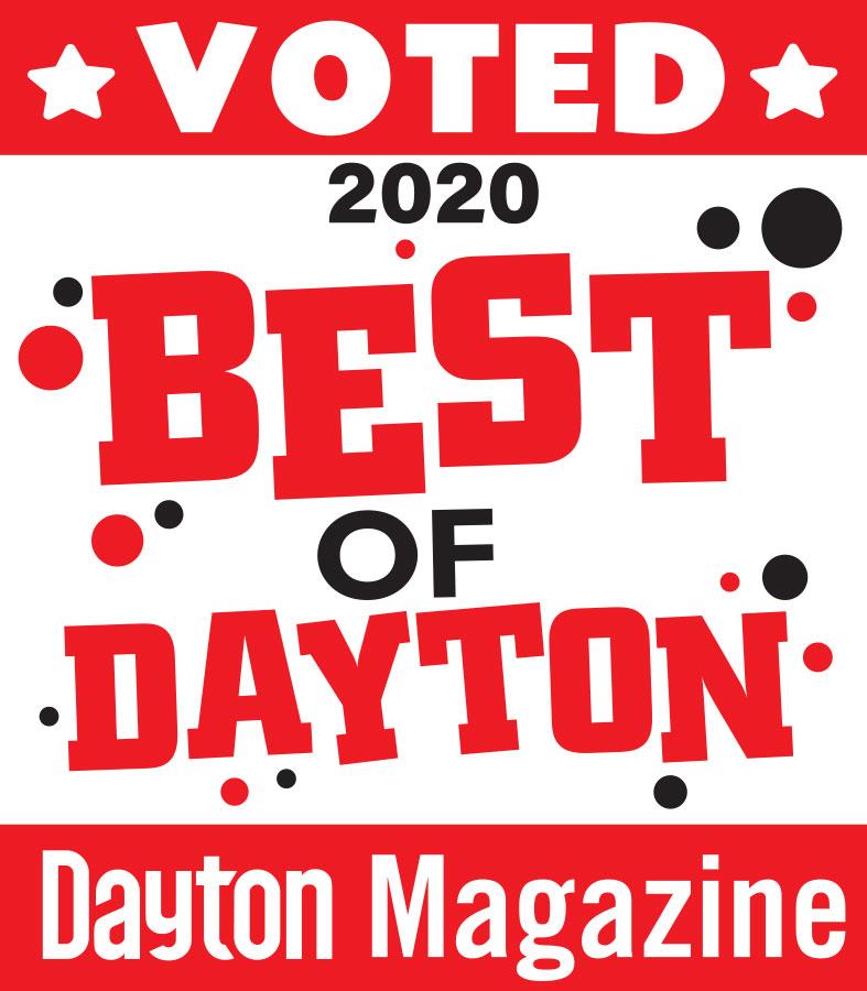 voted best of Dayton