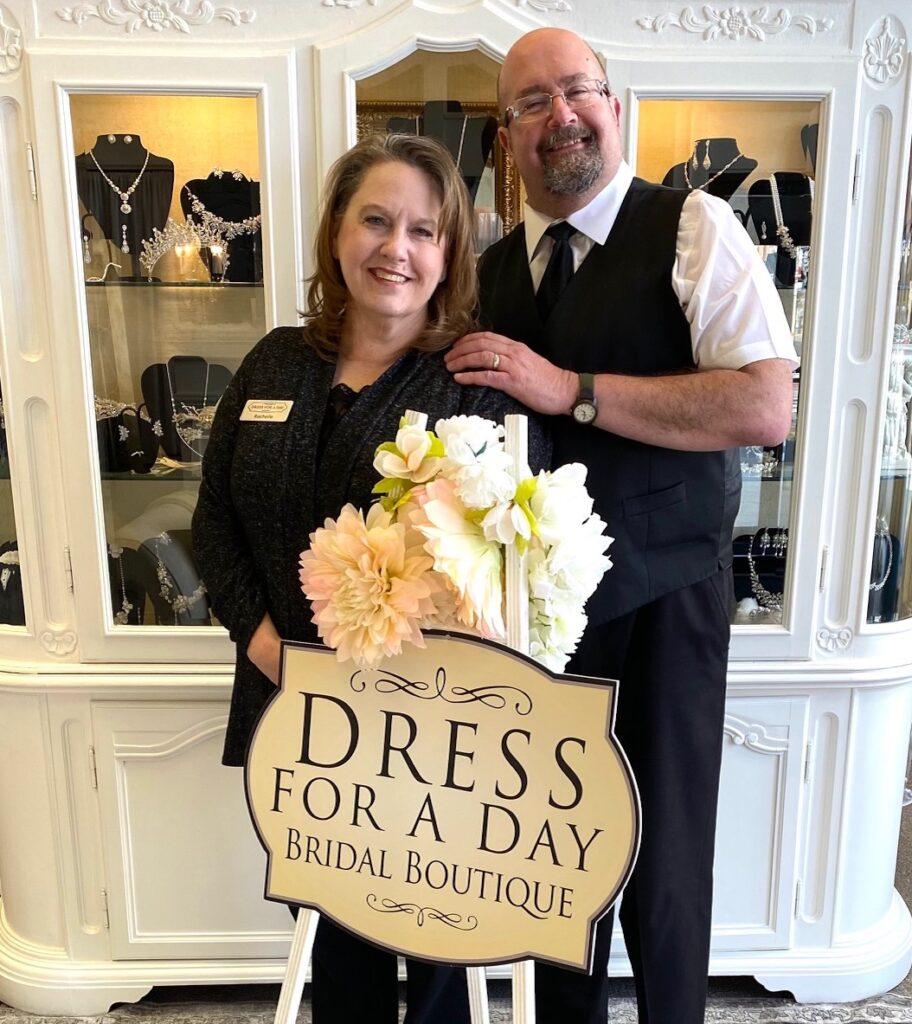 bridal boutique owners